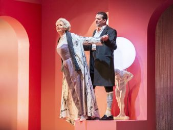 Dangerous Liaisons in het ATLAS Theater