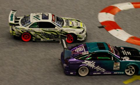 RC Drift - Parc Sandur!
